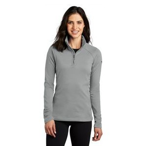 The North Face� Ladies' Mountain Peaks 1/4-Zip Fleece Jacket
