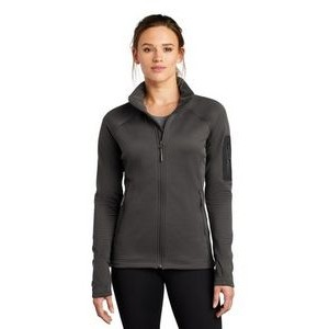 The North Face� Ladies' Mountain Peaks Full-Zip Fleece Jacket