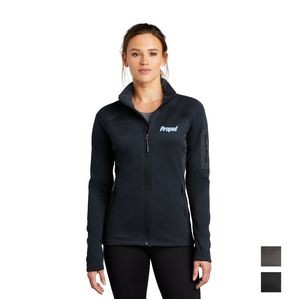 The North Face � Ladies Mountain Peaks Full-Zip Fleece Jacket